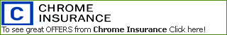 Chrome house and contents Insurance