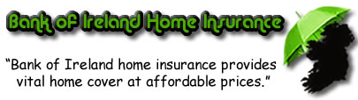 Bank of Ireland Home Insurance