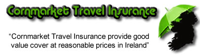 Cornmarket Travel Insurance