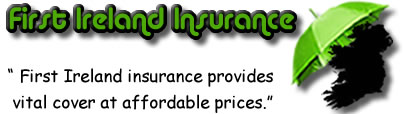 Logo of First Ireland insurance brokers, First Ireland insurance quotes, First Ireland insurance reviews